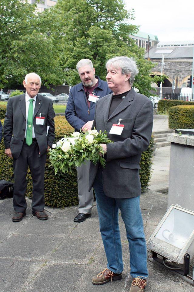 Commemoration 2016 Burning of Dublin Custom House 1921