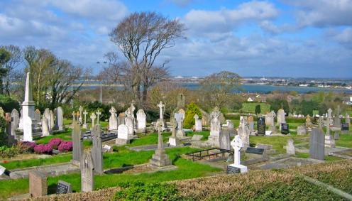 St Fintans view
