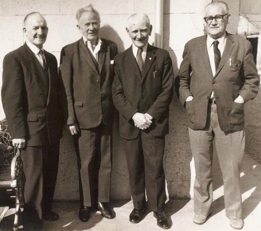 Jim Slattery, Vinnie Byrne & Jim Conroy