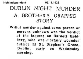 Goldberg inquest